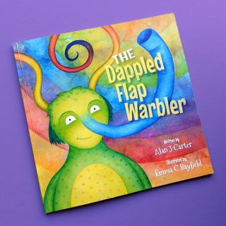 The Dappled Flap Warbler cover